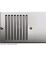 Remeha Kickspace grille 500 E/DUO rvs