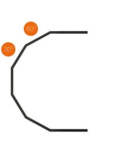 Sonniger HEATER installatiebeugel CR1, CR2, CR3