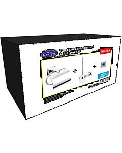 Best Design Viera toilet accessoireset