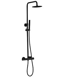 Best Design Black-Pary thermo. regendouche opbouwset Nero mat zwart