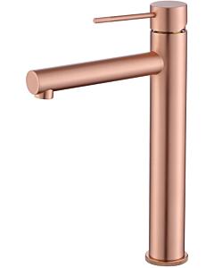 Best Design Lyon wastafelmengkraan hoog rosé/mat goud