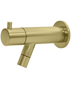 Best Design Nancy toiletkraan wandmodel mat goud
