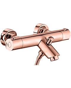 Best Design Lyon badthermostaat opbouw rosé/mat goud