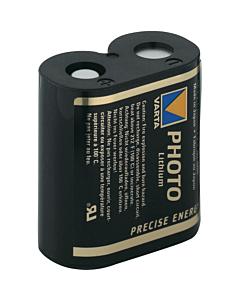 Batterij lithium 6V