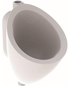 Geberit 300 urinoir 65 boveninlaat met keramisch rooster wit