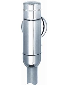 Franke Aqualine closetspoeler AQRM552 DN20 kunststof drukkap