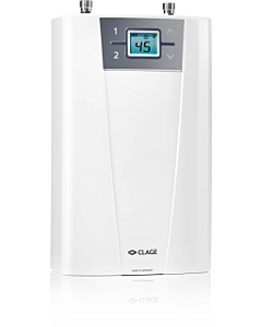 Clage elekt. geiser CEX Electronic MPS 11-13.5 kW 3x16/20A 400V