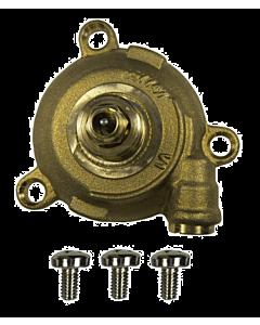 Bosch deksel watergedeelte kpl 87055000330