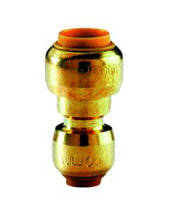 VSH Tectite rechte koppeling 15 x 12 mm insteek