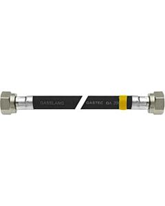Bonfix gasslang rubber 60 cm 2 x M24 bi.dr.