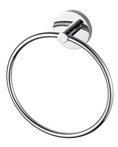 Aqualux AQX PRO 2000 handdoekring chroom