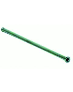 Aansluitbuis chroom 10 mm 50 cm