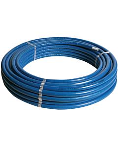 Comap MultiSkin buis isol. 6 mm Ø 14 x 2.0 mm rol 100 m blauw