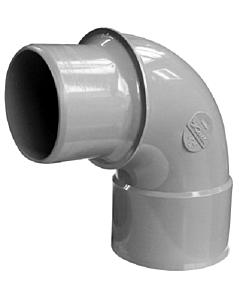Akatherm reparatiebocht 87.5° 50 x 44 mm mof/spie in buis