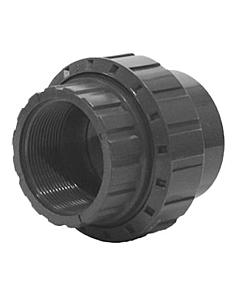 "FIP PVC-U 3-delige koppeling BIFV 40 mm mof x 1.1/4"" bi.dr."