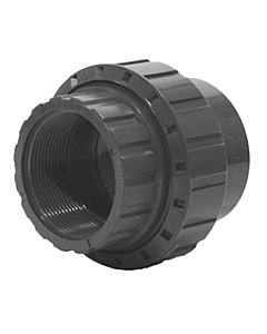 "FIP PVC-U 3-delige koppeling BIFV 50 mm mof x 1.1/2"" bi.dr."