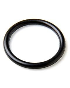 Wafix PVC tokrolring zwart 110 x 13 mm