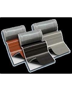 Monier Wakaflex afdichtingsband 140 mm rol 5 m antraciet