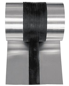 Daka zink expansieband 0.8 mm 30 cm rol 3 m