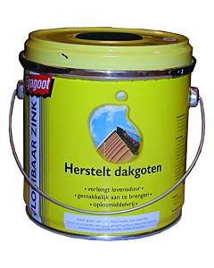 Egagoot vloeibaar zink 2 comp a 2,5 kg ca. 2,5 m2