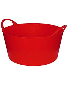 AVR kuip flexibel 14 liter rood