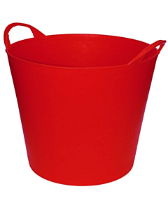 AVR kuip flexibel 26 liter rood