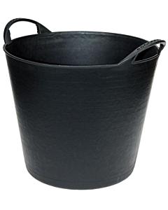 AVR kuip flexibel 26 liter zwart