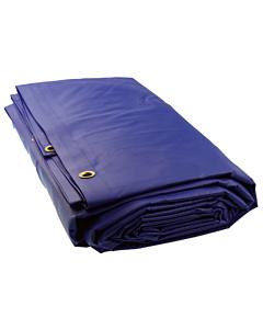 Loadlock dekkleed 130 IVANA blauw 4 x 5 m