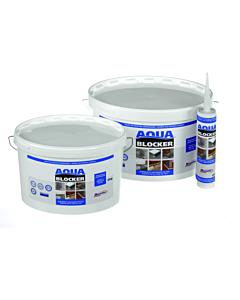 Bostik Aquablocker grijs koker 290 ml