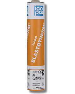 Icopal Elastotherm toplaag SBS 4.5 mm rol 5 x 1 m groengrijs