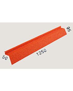 AeroDek Hellingvoetstuk 95mm rood 02