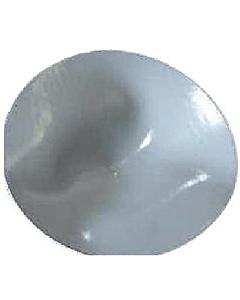 Cosmofin pvc binnenhoek 90gr grijs