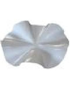 Cosmofin pvc buitenhoek grijs