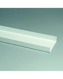 Attema U-profiel 25 x 100 x 25 mm lengte 5.5 m