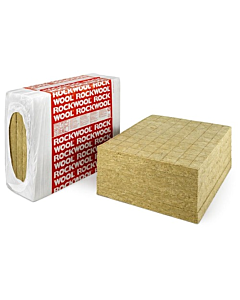 Rockwool RockFit Duo (433) spouwplaat 1000 x 800 x 120 mm