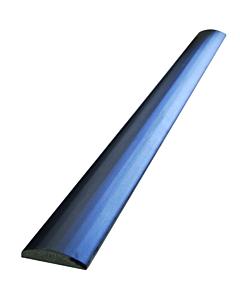 Holonite rolstoeldorpel 100 x 9 x 2/1 cm antraciet