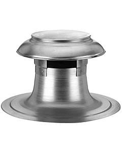Anjo kabeldoorvoer alum. Ø 140 mm met bovenkap