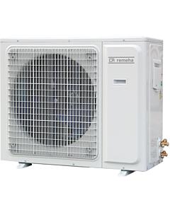 Remeha Diva airconditioning buitendeel multi-split 5x1 - 12 kW
