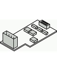 Honeywell module HCS80 t.b.v. HCE80 van 5 naar 8 zones