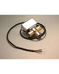 """Honeywell 3-wegklep 24V 3/4"""" bi.dr. met vervolgschakelaar"""