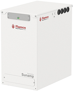 Flamco FlexTherm Eco 6E thermisch laadstation