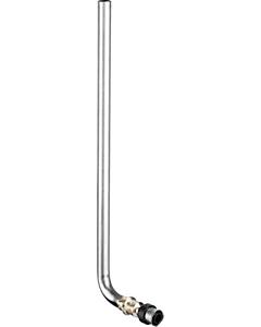 Smartpress aansluitbocht 16 mm pers x 15 mm rvs  52/350 mm 2 stuks