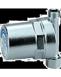 "Caleffi waterslagdemper anti-shock 525 KWA 3/4"" wartel x 3/4"" bu.dr."