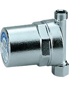"Caleffi waterslagdemper anti-shock 525 KWA 3/8"" wartel x 3/8"" bu.dr."