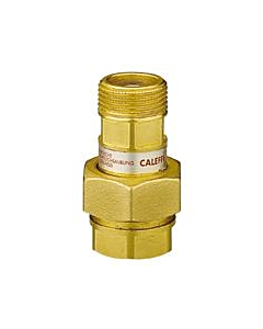 "Caleffi automatische expansievatkoppeling 3/4"""