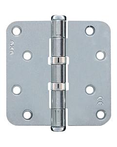 AXA kogelscharnier 89 x 89 mm verz. afgerond