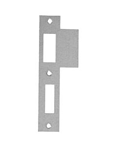 AXA sluitplaat D+N-slot Links gegalv.