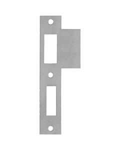 AXA sluitplaat D+N-slot Links rvs