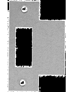 AXA sluitplaat loopslot L/R gegalv.