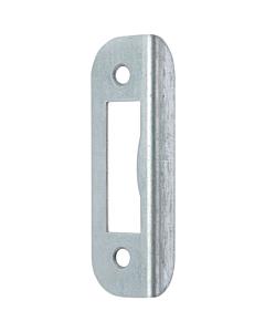 AXA sluitplaat loopslot 90° L/R gegalv.